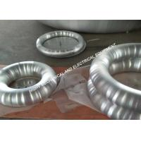 800kV High Voltage Corona Rings 6.0mm 6063 Excellent Silvery Bright Finish Manufactures