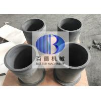 China Reaction Bonded Silicon Carbide Ceramic SiSiC Cyclone Liner Wear Resistant on sale
