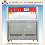 Programmable UV Light Test Chamber , UV Testing Machine 75*150mm Standard Specimens Manufactures