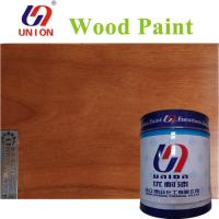 Eco-Friendly 2K Polyurethane Wood Paint For Furniture Manufactures