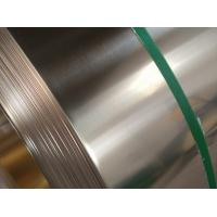 Beryllium Bronze Copper Metal Strips Physical Property High Electrical Conductivity Manufactures