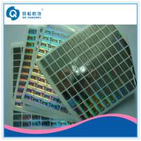 Embossing Custom Hologram Stickers Manufactures