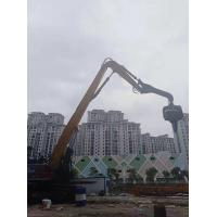 High Speed Vibratory Pile Driver For Excavator Quick Converting Operation Manufactures