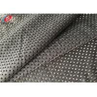 Fast Dry Mesh Fabric Elastic Polyester Sports Power Net Fabric For Lining Manufactures