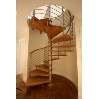 Modern spiral staircase for indoor usage Manufactures