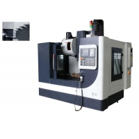China Mould Processing 3 Axis Vertical Machine Center With BT40 Spindle S-960 on sale