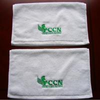 China Factory Professional Customized 100% Cotton Absorbent Embroidery Towel With Custom Logo Manufactures