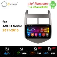China Ownice 8Core Android9.0 Car DVD player FOR CHEVROLET AVEO 3 SONIC 2011 2012 2013 k3 k5 k6 GPS Navi 360 on sale