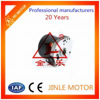 100% Copper Wire Micro Permanent Magnet DC Motor With Carbon Brush O.D. 77mm Manufactures