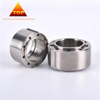 Buy cheap cobalt chrome alloy Alloy Rotor And Stator Mixer For Oil / Sand Pump Impeller from wholesalers