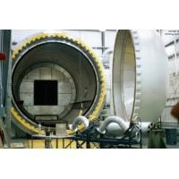 pressure impregnation chemical composite industrial autoclave for wood industry Manufactures