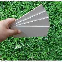 Waterproof Rigid Exhibition Foam Board Bendable UV Stable 12mm 1220 X 2440mm Manufactures