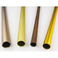 Round Aluminum Extruded Tubing Extruded Aluminium Profiles With CNC Machining Manufactures