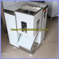 China meat cutting machine, meat cutter, meat slicer, meat stripper on sale