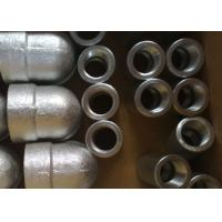 1/2 Inch CL 3000 NPT Forged Stainless Steel Pipe Fittings Threaded Coupling B16.11 Manufactures