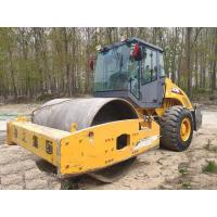 China Used XCMG Road Construction Machinery Plate Compactors 22 Ton Road Rollers Diesel on sale