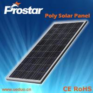 China Polycrystalline Silicon Solar Panel 90W on sale