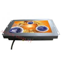 China 7 Inch Industrial Lcd Monitor , Lcd Flat Screen Monitor 16 / 9 Resistive Fhd Screen on sale