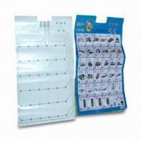 Flexible PCB with 0.05/0.075mm PET Flexible Wire, Membrane Switch and Soft Line Manufactures