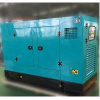 60Hz IP23 Perkins Diesel Generator 25kva Groupe Electrogene Mechanical Governor Manufactures