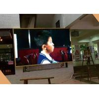 Aluminum P6 Electronic Indoor Advertising LED Display Energy Saving Manufactures