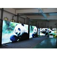 Pixel Pitch 6mm Led Full Color Display Rental 5V 80A 1.6 mm Thickness For Stage Manufactures