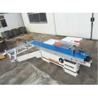 China woodworking machine format sliding table saw panel for wood cutting on sale