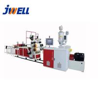 Composite Sheet Single Screw Extruder Production Line PE Material Manufactures