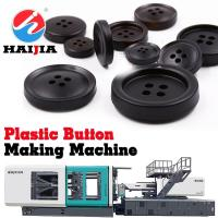 China Plastic Injection Molding Machine For Snap Button 7800KN Clamping Force on sale