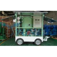 Double Stage Portable Transformer Oil Purification Plant Manufactures