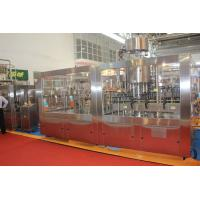 Quality Electric Brewery Production Line Adjustable Speed With PLC Control Panel for sale