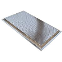Buy cheap SUS304 Perforated Baking Tray For Drying Vegetables / Fruits / Herbs from wholesalers
