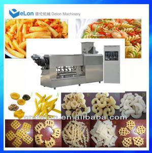 China Single Screw extruder Macaroni Pasta making machine on sale