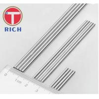 China Round Stainless Steel Tube Welded Stainless Steel Capillary Tubes Polished Surface on sale