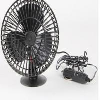 4 Inch Two Switch Automotive Electric Cooling Fans Dc12v Plastic Material In Black Manufactures