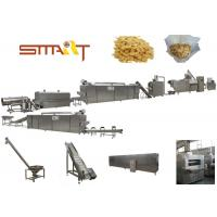 China Stainless Steel Corn Flakes Manufacturing Machine Automatic Cereal Making Machine on sale