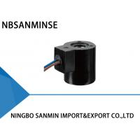 DC12V DC12W Lead - Type Solenoid Valve Coil ZDF Engineering Series Manufactures
