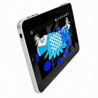 7-inch Tablet PC with Built-in 300K Pixels Digital Camera and Wi-Fi 802.11 b/g Manufactures