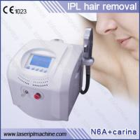 Portable Home IPL Hair Removal Machine For Skin Rejuvenation , Remove Hair Manufactures