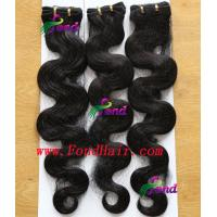 China 100% Virgin Remy Hair Machine Made Hair Weave on sale