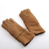 Factory Cheap Fur Gloves Buyer Leather Gloves for Woman Manufactures