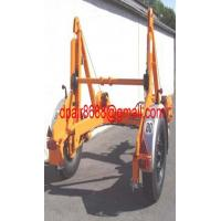 Cable Reel Trailer& Pulley Carrier Trailer Manufactures