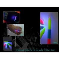 Multi-color invisible ink pen,security pen,magic gift Manufactures