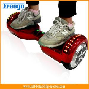 6.5 Inch E Balance Scooter , Two Wheel Self Balance Skate Board Manufactures