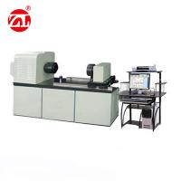 China Spring Torsion Cable Testing Machine Overload Protection Function / Computer Control on sale