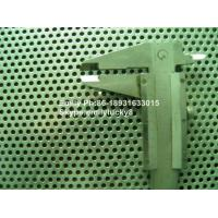 Galvanized Perforated Sheets/Steel perforated metal sheet Manufactures