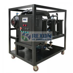 Mobile Transformer Oil Purification Plant / Transformer Oil Filtration System Manufactures