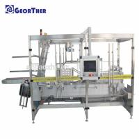 PLC Control Automatic Cartoning Machine Easy Installation And Maintation Manufactures