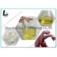 Professional Testosterone Anabolic Steroid 315-37-7 CAS Testosterone Enanthate Powder Manufactures
