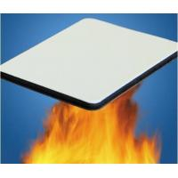 China 4mm A2 B1 Fireproof Acm Panels Decoration Aluminum Composite Material on sale